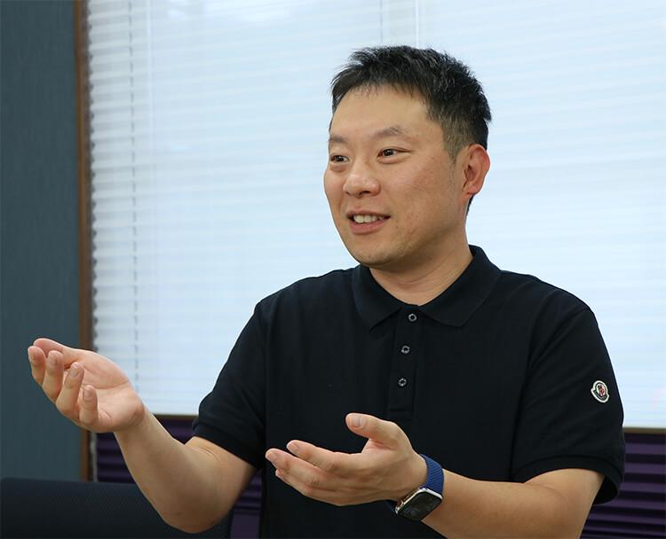 株式会社ケーアイ・オギワラ代表取締役 荻原 大輔